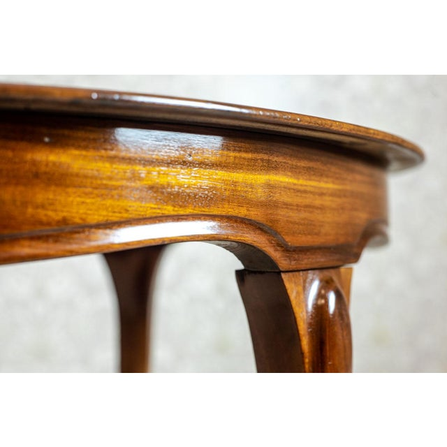 Late 19th Century 19th-Century Louis Philippe Living Room Table For Sale - Image 5 of 8