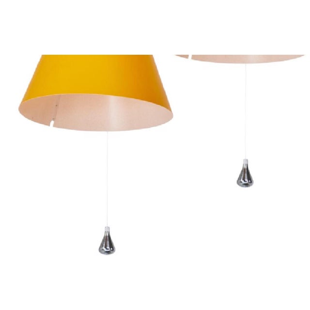 Last Call items are on final markdown. Last Call pricing is firm. Marigold pendant lamp, Italy, 1986. Markrolon...