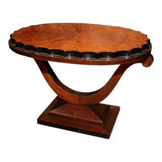 Art Deco Side Table For Sale