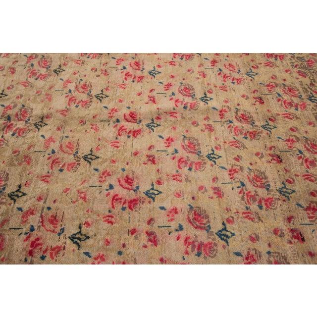 "Apadana - Basserabian Style Rug. 6'5"" x 9'6"" For Sale - Image 4 of 7"