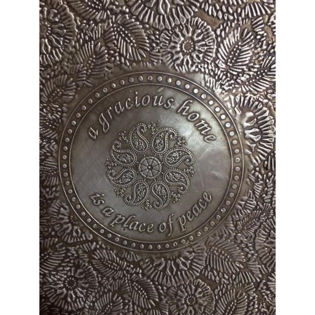"""Blessings Unlimited """"Gracious Platter"""" Tray - Image 3 of 7"""