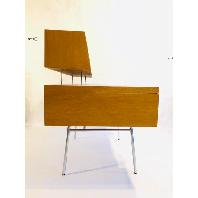 Animal Skin George Nelson Desk For Sale - Image 7 of 9