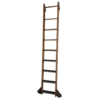 Putnam Rolling Library Ladder For Sale