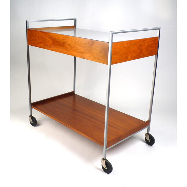 Herman Miller Rare Server by George Nelson For Sale - Image 4 of 10