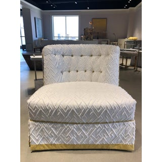 Century Furniture Juniper Skirted Chair Preview