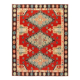 "Pasargad Turkish Kilim Rug - 8'10"" X 11'5"" For Sale"