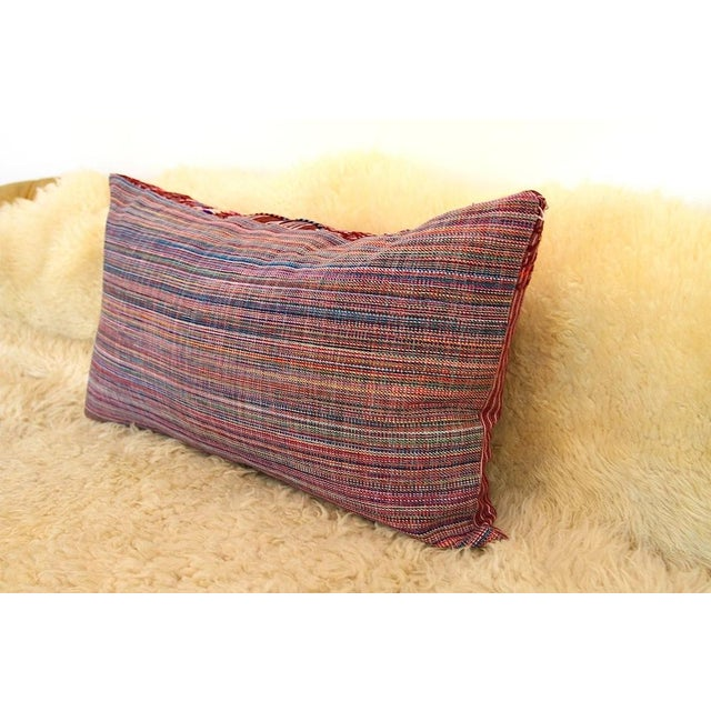"""The Jimmy"" Guatemalan Pillow - Image 5 of 5"