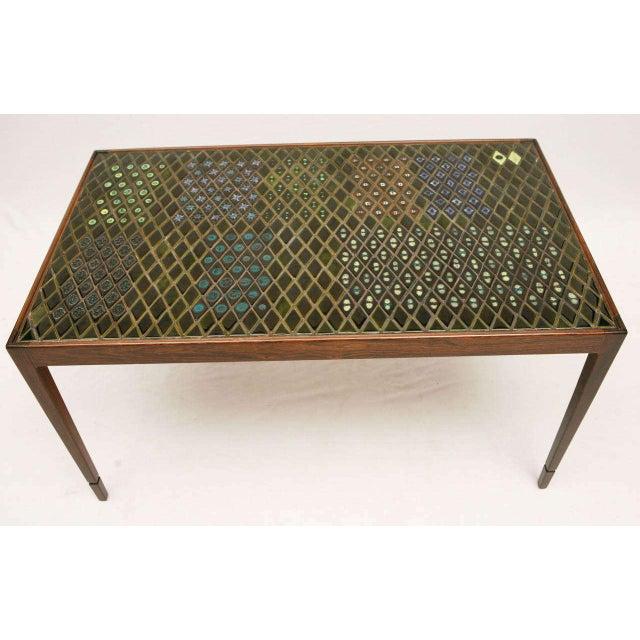 Contemporary Unusual Bjorn Wiinblad Coffee Table For Sale - Image 3 of 10
