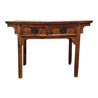 1900s Northern Chinese Farm Table For Sale
