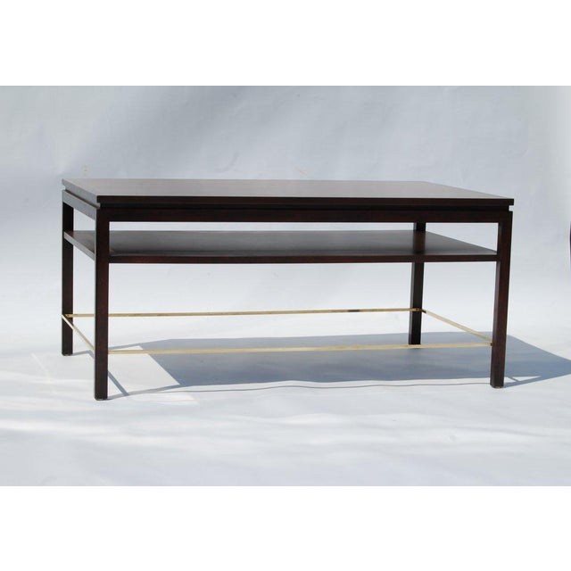 Dunbar Cocktail Table by Edward Wormley For Sale - Image 4 of 4