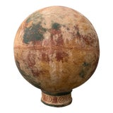Image of Vintage Terra Cotta Sphere For Sale
