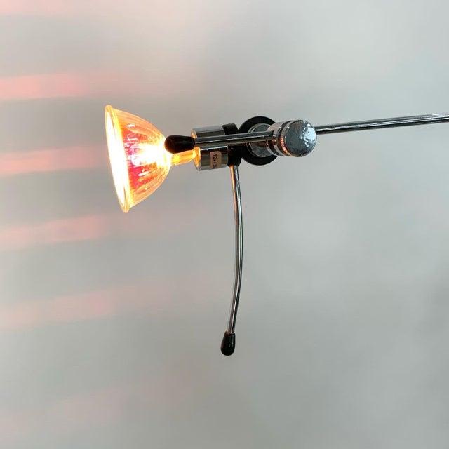 Italian Modern Adjustable Floor Lamp For Sale - Image 6 of 13