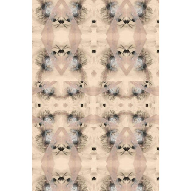 Not Yet Made - Made To Order Bohemian Riff Large Wallpaper For Sale - Image 5 of 5