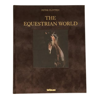 """The Equestrian World"" First Edition Book, 2017"