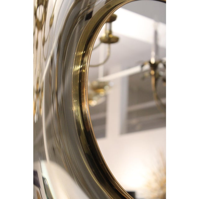 Wave Italian Mirror by Ghiró Studio For Sale - Image 11 of 13