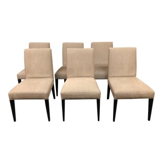 Crate & Barrel Miles Dining Chairs - Set of 6