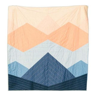 Topa Throw Quilt