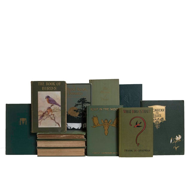 Features a blend of fifteen authentic vintage books published 1900-1939. Includes a delightful collection of outdoor...