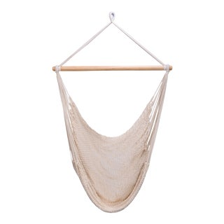 Earth Organic Natural Cotton Hammock Swing For Sale