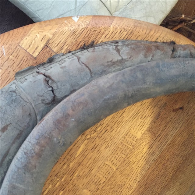 Antique Horse Collar - Image 6 of 7
