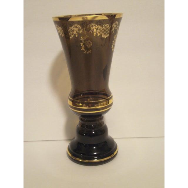 Joska Kristall Victorian Style Vase, German 1960's - Image 4 of 6