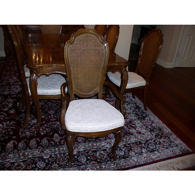 Thomasville Dining Set with 8 Chairs - Image 7 of 10