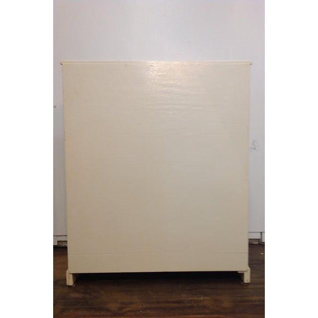 White Painted Pine Bookshelf - Image 5 of 9