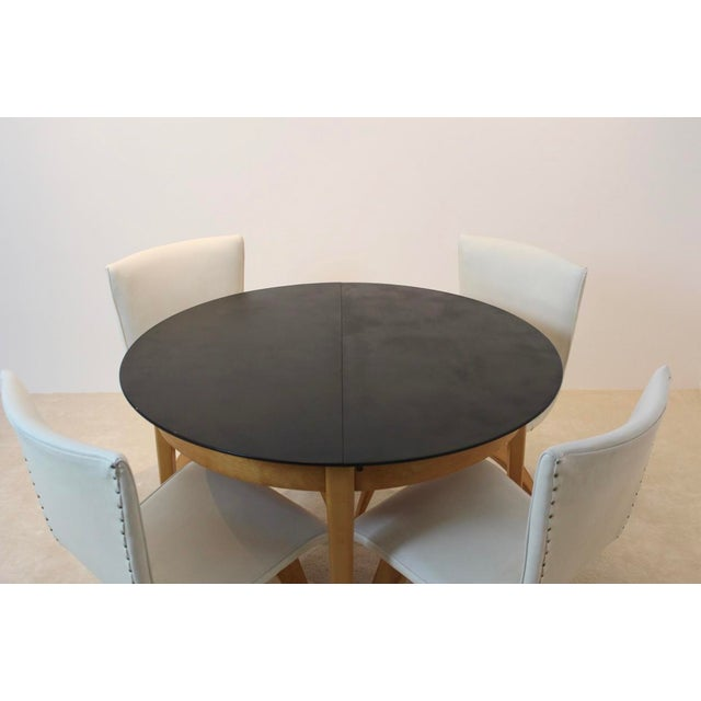 C.J. van OS Culemborg Dutch Birch Dining Set - Image 4 of 11