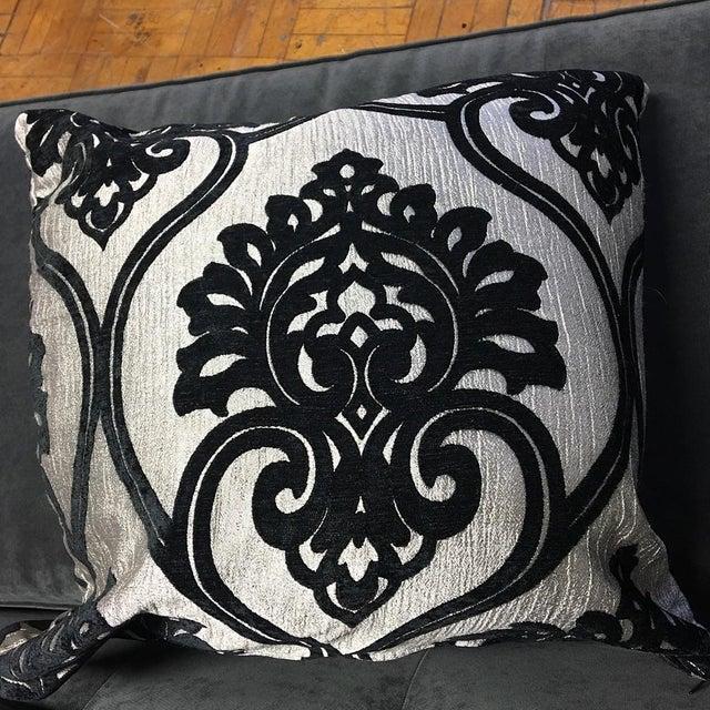 Fleur-De-Lis Studded Sofa - Image 8 of 9