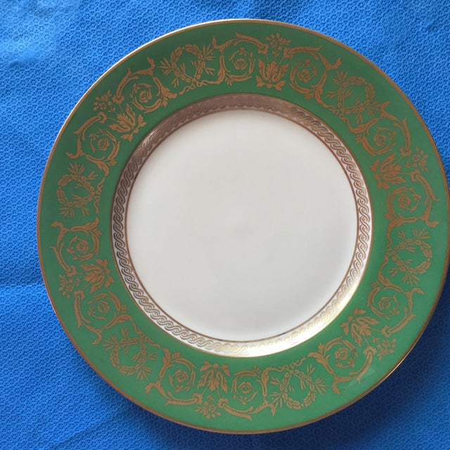 Krautheim Selb Bavaria Fine China - Set of 9 For Sale - Image 5 of 9