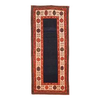 Antique Red Shirvan Talish Russian Area Rug For Sale