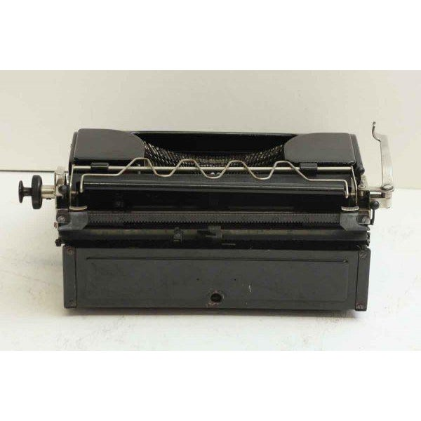 Antique French Portable Typewriter - Image 9 of 10