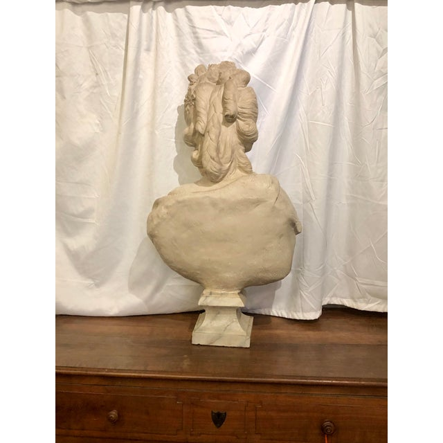 Bust of Marie Antoinette For Sale - Image 4 of 7