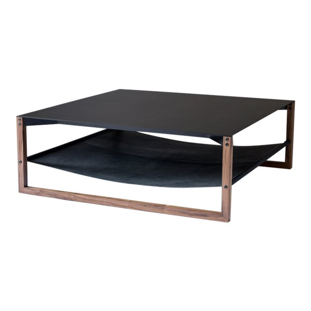"""Sling Coffee Table - Aluminum