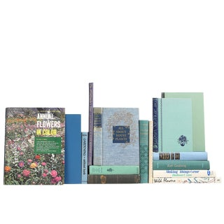 Vintage Gardening Selections, S/15 Custom Set For Sale