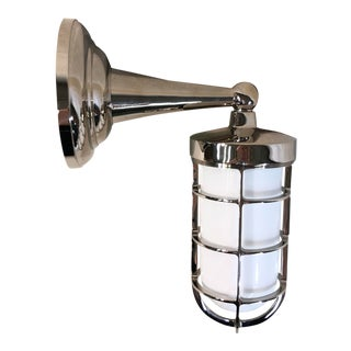 Tech Lighting Admiral Simple Wall Sconce For Sale