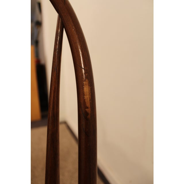 Duckloe Bros Cherry Hoop-Back Windsor Side Chairs - a Pair For Sale - Image 9 of 11