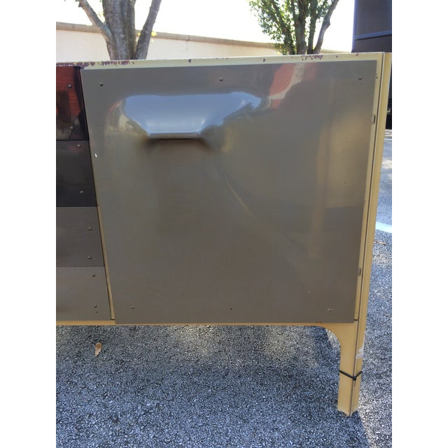 Raymond Loewy Large Dresser Bp2000 Made in France For Sale - Image 11 of 12