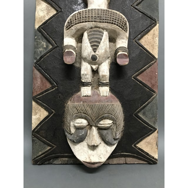 African Art Tribal Art Ibo Door For Sale In New York - Image 6 of 8