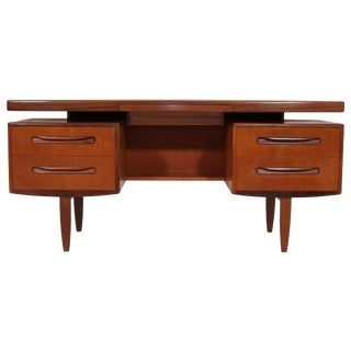 Mid Century Teak G Plan Fresco Desk / Vanity 1 of 2