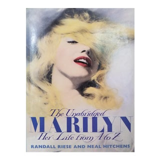 The Unabridged Marilyn, Her Life From a to Z For Sale