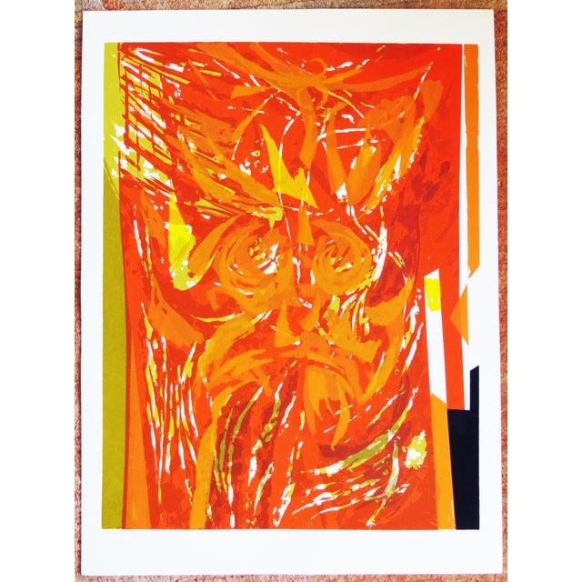 Seong Moy Vintage Abstract Print - Image 2 of 9