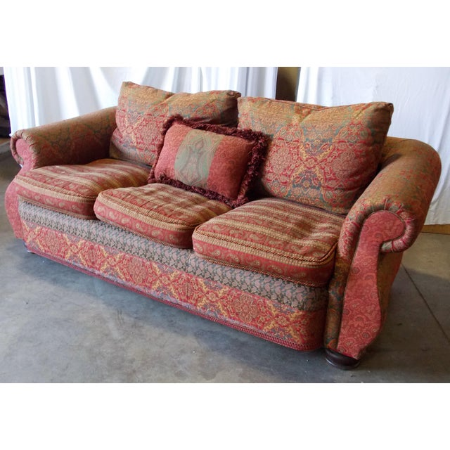 Carol Bolton Boho Chic Sofa for E.J. Victor - Image 2 of 4