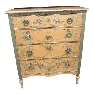 Antique French Style Dresser by Berkey & Gay For Sale