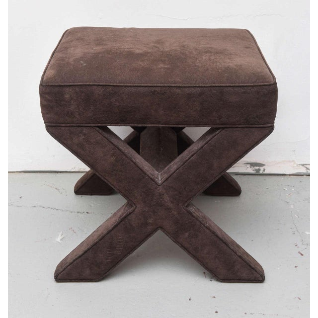Milo Baughman Stool, 1970s USA For Sale In Miami - Image 6 of 9