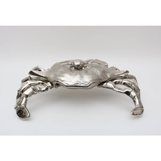 This stylish piece will make the perfect addition to your next cocktail table for serving a special snack or perhaps as a...