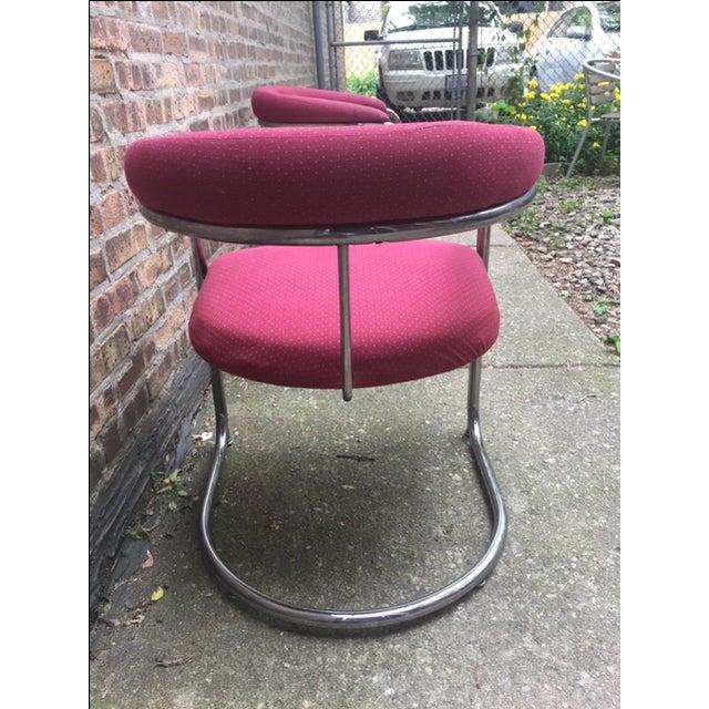 Vintage Thonet Anton Lorenz Chairs - Set of 6 - Image 8 of 11