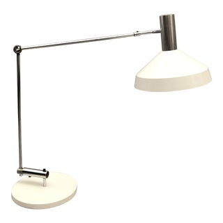 Swiss Table Lamp by Baltensweiler For Sale