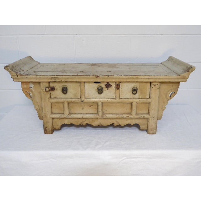 Antique Ming Altar Table For Sale - Image 11 of 11