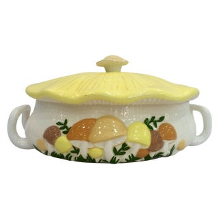 Mushroom Tureen For Sale